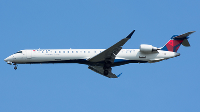 N316PQ - Bombardier CRJ-900LR - Delta Connection (Endeavor Air)