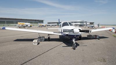 D-ENLY - Piper PA-28R-201 Arrow III - FFH Flight Training