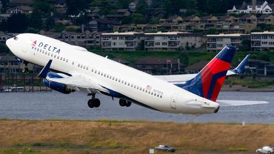 N378DA - Boeing 737-832 - Delta Air Lines