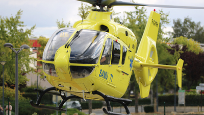 F-GYRH - Eurocopter EC 135T2+ - Mont Blanc H�licopt�res