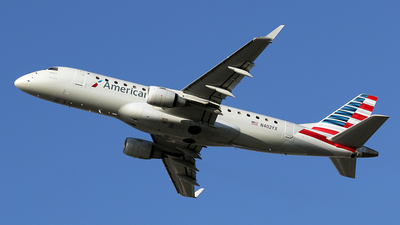 N402YX - Embraer 170-200LR - American Eagle (Republic Airways)