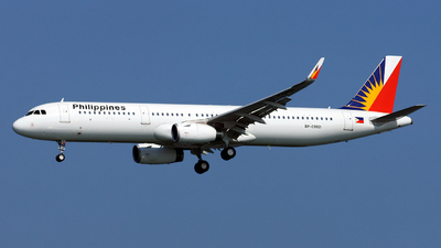 RP-C9921 - Airbus A321-231 - Philippine Airlines