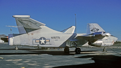 N161TB - Douglas ERA-3B Skywarrior - Thunderbird Aviation