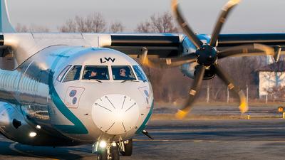 I-ADLW - ATR 72-212A(500) - Air Dolomiti