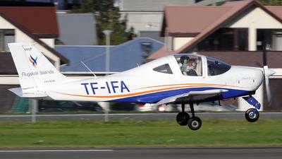 TF-IFA - Tecnam P2002JF Sierra - Flugskóli Íslands - Icelandic Flight Academy