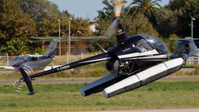 F-GVAH - Robinson R22 Mariner II - Azur Helicoptere