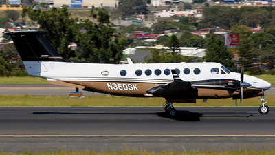 N350SK - Beechcraft B300 King Air 350 - Private