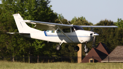 N206DM - Cessna TU206F Turbo Stationair - Private