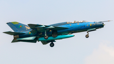 F946 - Chengdu FT-7BG - Bangladesh - Air Force