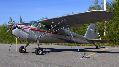 N3742V - Cessna 140 - Private
