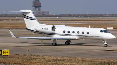 N712LW - Gulfstream G-IV - Private