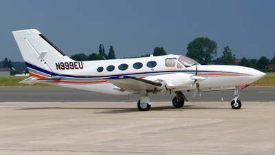 N999EU - Cessna 414A Chancellor - Private