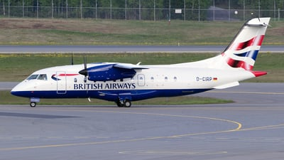 D-CIRP - Dornier Do-328-100 - British Airways (Sun-Air)