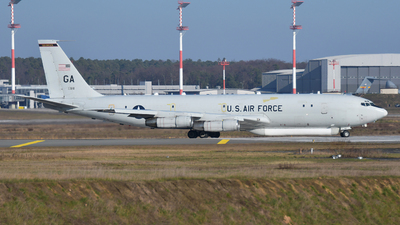 02-9111 - Boeing E-8C JSTARS - United States - US Air Force (USAF)