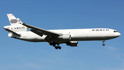 N275WA - McDonnell Douglas MD-11(F) - World Airways