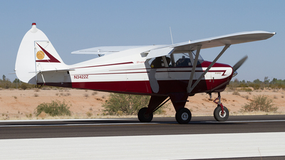 N3422Z - Piper PA-22-150 Tri-Pacer - Private