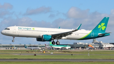 A picture of EILRH - Airbus A321253NX - Aer Lingus - © Ethan Allen