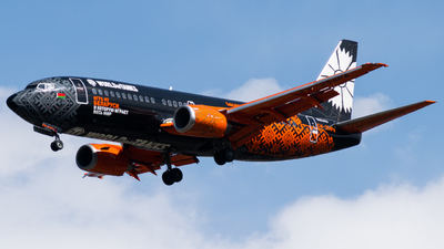 A picture of EW254PA - Boeing 7373Q8 - Belavia - © Damian Maciejak