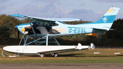 G-ESSL - Cessna 182R Skylane - Euro Seaplane Services