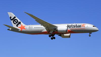 VH-VKI - Boeing 787-8 Dreamliner - Jetstar Airways
