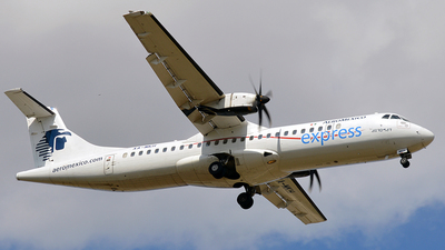 XA-MKH - ATR 72-212A(600) - Aeroméxico Express (Aeromar)