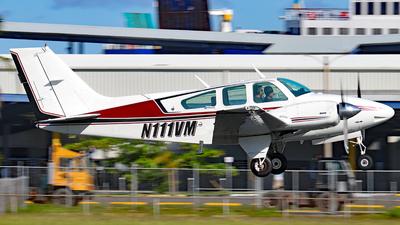 N111VM - Beechcraft 95-B55 Baron - Private