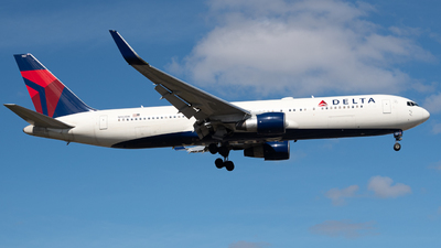 A picture of N192DN - Boeing 767332(ER) - Delta Air Lines - © JTPAviation
