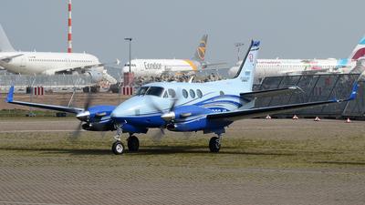 N689JR - Beechcraft C90GTx King Air - Private