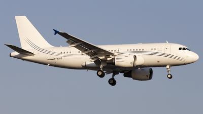 B-320Q - Airbus A319-115(CJ) - Deer Jet