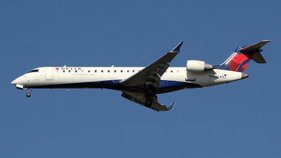 N668CA - Bombardier CRJ-701ER - Delta Connection (GoJet Airlines)