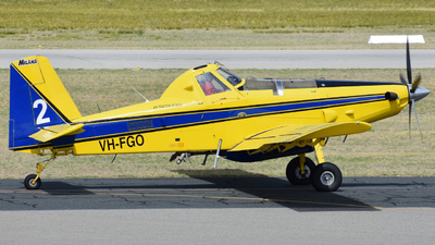 A picture of VHFGO - Air Tractor AT802A - [802A0705] - © Jarrod Swanwick