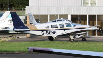 G-BEHH - Piper PA-32R-300 Cherokee Lance - Private
