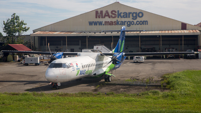 9M-MWH - ATR 72-212A(500) - MASWings