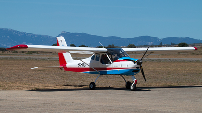 EC-DJ7 - Tecnam P92 Echo Super - Private