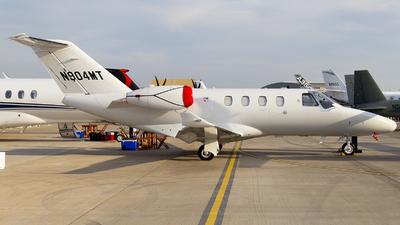 N904MT - Cessna 525 CitationJet M2 - Cessna Aircraft Company