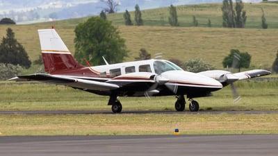 VH-LYB - Piper PA-34-200T Seneca II - Private