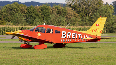 HB-PLZ - Piper PA-28-181 Archer II - Maximair