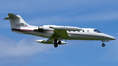 N389AW - Bombardier Learjet 35A - Private
