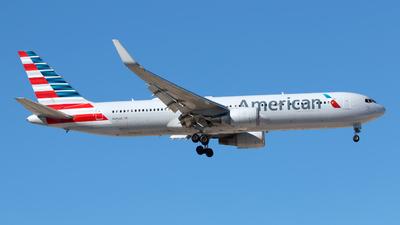 N396AN - Boeing 767-323(ER) - American Airlines