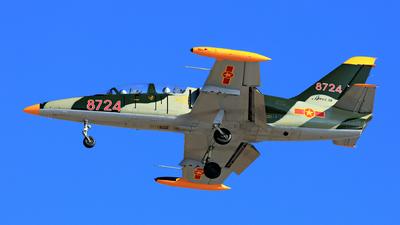 8724 - Aero L-39C Albatros - Vietnam - Air Force