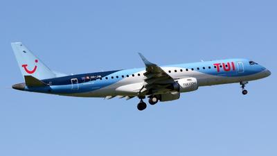 OO-JVA - Embraer 190-100STD - TUI