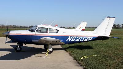 A picture of N6202P - Piper PA24250 Comanche - [241303] - © Jeremy D. Dando