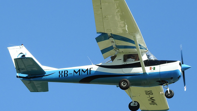 XB-MMF - Cessna 150K - Private