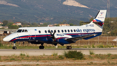 SX-ROD - British Aerospace Jetstream 41 - Sky Express