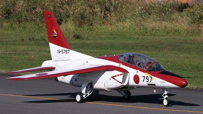 16-5797 - Kawasaki T-4 - Japan - Air Self Defence Force (JASDF)