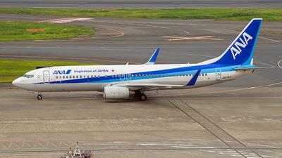 JA67AN - Boeing 737-881 - All Nippon Airways (ANA)