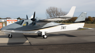 ZK-TMT - Tecnam P2006T Mk II - New Zealand Airline Academy