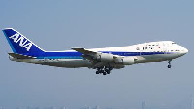 JA8148 - Boeing 747SR-81 - All Nippon Airways (ANA)