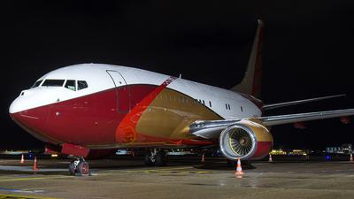 N888TY - Boeing 737-7AH(BBJ) - TY Air