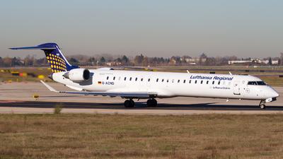 D-ACND - Bombardier CRJ-900LR - Lufthansa Regional (CityLine)